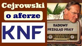 Cejrowski o KNF i pieniądzach 2018/11/20 Radiowy Przegląd Prasy odc. 973