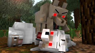 Wolf Life - Craftronix Minecraft Animation
