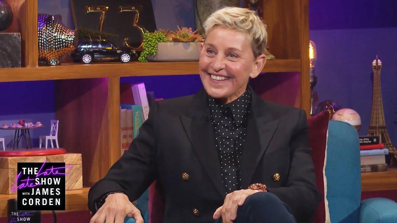 Ellen DeGeneres Compares Episode 1 and 3000 of 'Ellen'