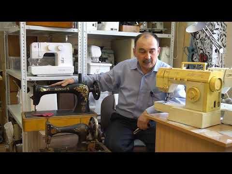 Singer Зингеру рознь! Исторический обзор швейных машин ZINGER