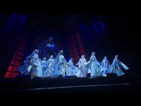 Sister Act musical Singapore Press Call preview#2: 'Spread the Love'