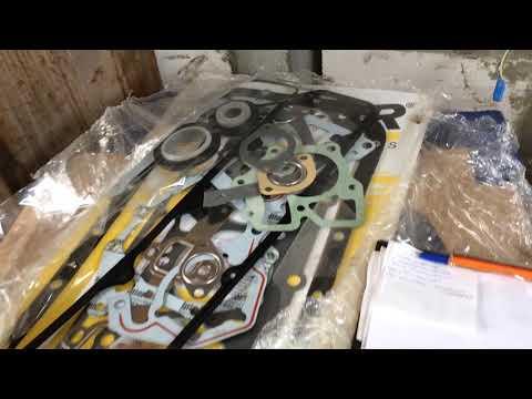 часть 11 Форд Транзит 2.5 дизель сборка мотора из Зимовников