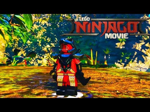 The LEGO Ninjago Movie Video Game Snake Army Brute Unlock Location ...