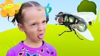 Ulya and the story about the attack of flies