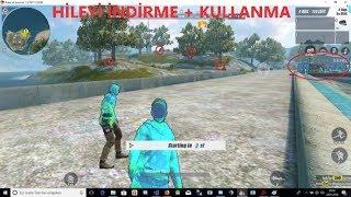 RULES OF SURVİVAL HİLE İNDİRME KULLANMA !!!