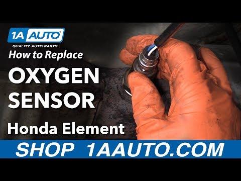 How to Replace Upstream O2 Sensor 03-11 Honda Element
