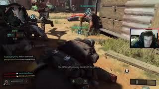 Heist on the range Black Ops 4 (Xbox One X)