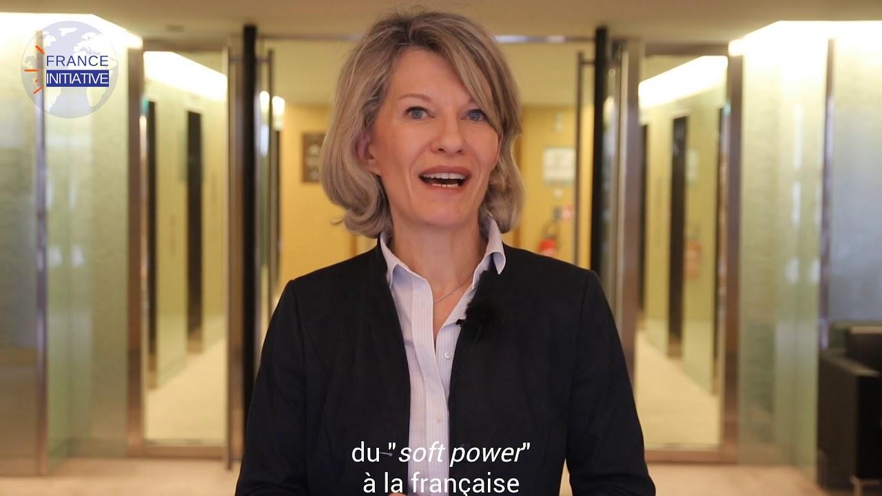 [Vidéo] Anne GENETET présente le Club France Initiative