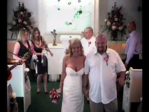 Our Elvis Wedding At Cupids Chapel Las Vegas