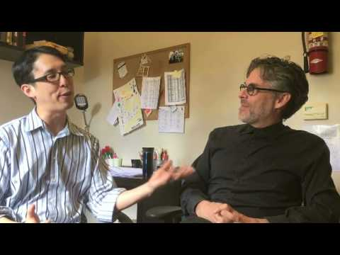 Chatting with Michael Chabon  |  Reading Without Walls with Gene Yang