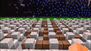聖鬥士星矢op Minecraft Note Block Music