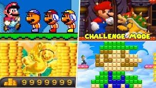 Evolution of Super Mario Secrets (1985 - 2019)