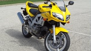 USED Suzuki SV650S or a NEW 300cc bike?