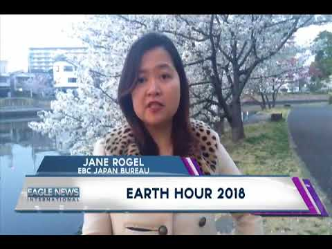 Earth Hour in Japan - Jane Rogel reports