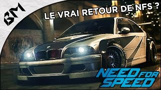 Need for speed est-il bien ? - le grand retour de la série ? - gameplay fr