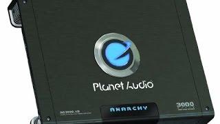 instalacion del ampli 3000 1d planet audio