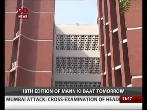 Election Commission gives approval for 'Mann Ki Baat'