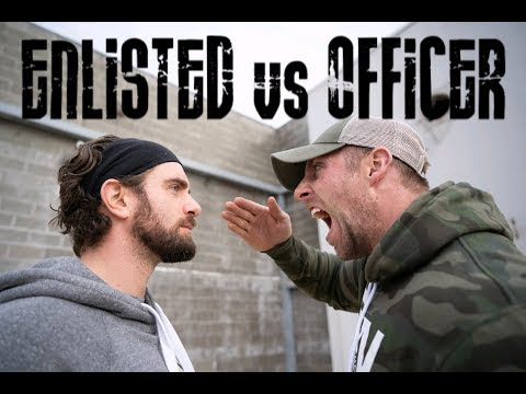 NCO Vs OFFICER | Soldiers To Entrepreneurs With Nick Bare