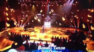 American Idol: Burnell Taylor - Let It Be