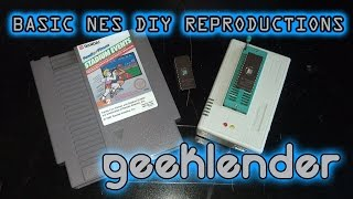 Basic NES DIY Reproductions