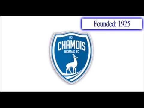 ΥΜΝΟΣ ΣΑΜΟΥΑ ΝΙΟΡΤΕ / ANTHEM OF CHAMOIS NIORTAIS / HYMNE DE CHAMOIS NIORTAIS FC