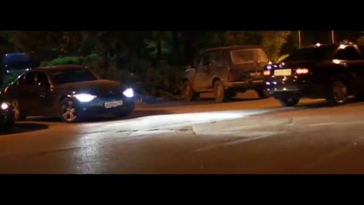 TRUEтень - Лучи прожекторов