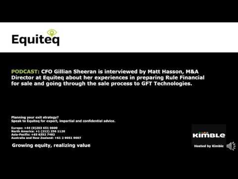 Podcast: Interview with a CFO