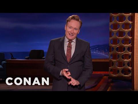 CONAN Monologue 07/12/17  - CONAN on TBS