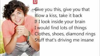 One Direction – I Want youtube musica