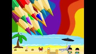 Drawing & Design for Kids .. تطبيق جديد يعلم الأطفال الرسم لنظام أندرويد