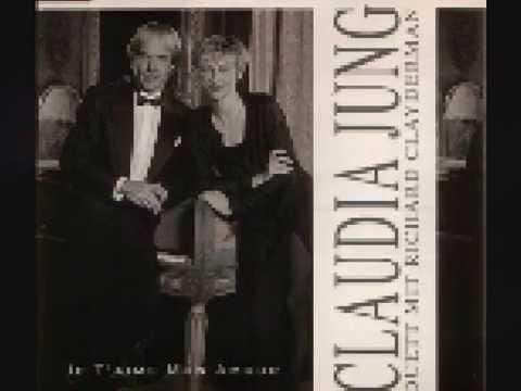 Claudia Jung &R Clayderman  Je Taime Mon Amour Tyros 5