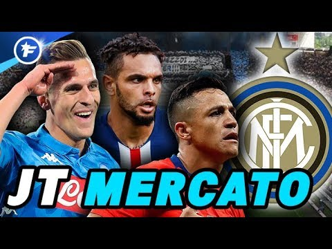 L'Inter Milan Lance Son Assaut Final | Journal Du Mercato