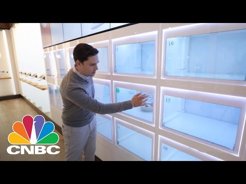 Futuristic Restaurant Eatsa Replaces Cashiers With IPads | CNBC