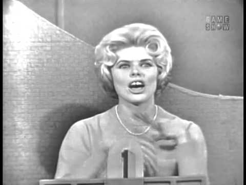 To Tell the Truth - Presidential bodyguard; PANEL: Dina Merrill, Johnny Carson (Feb 26, 1962)