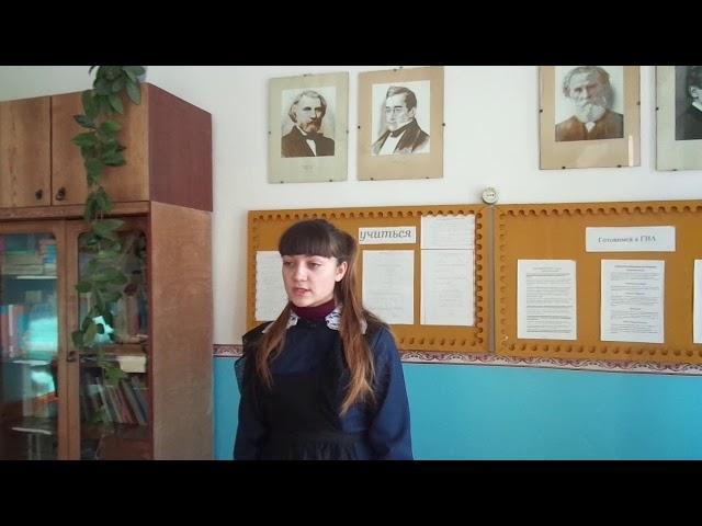 Изображение предпросмотра прочтения – ГалинаФисенко читает произведение «Русь» А.А.Блока