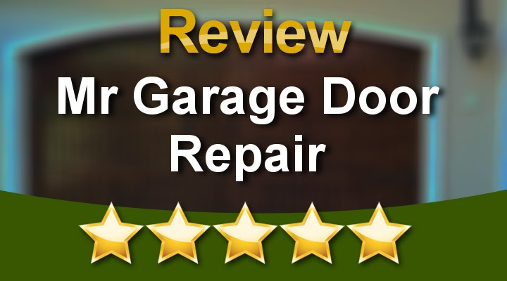 Attractive Mr Garage Door Repair Chandler AZ Superb 5 Star Reviews
