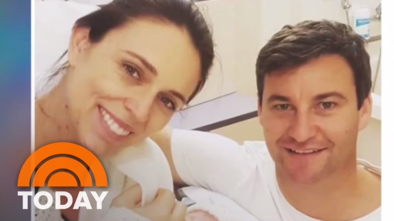 New Zealand Prime Minister Jacinda Ardern Gives Birth To Girl   TODAY