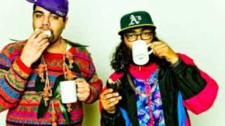 Das Racist - hahahaha jk? (NEW SONG)