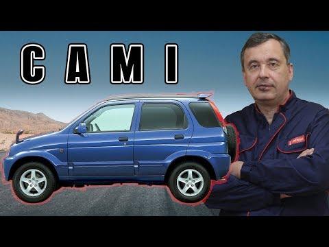 [Автообзор] Toyota Cami.