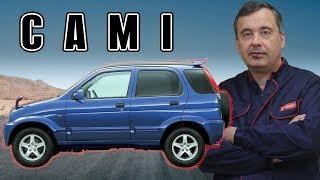 видео Toyota Cami (Тойота Ками)