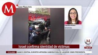 Israelíes asesinados en Artz Pedregal tenían antecedentes criminales: embajada