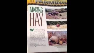 Antique Power Magazine Review