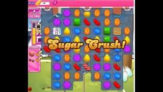 How to beat Candy Crush Saga Level 242 - 2 Stars - No Boosters - 85,080pts