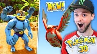 OUR BEST LUCK EVER!? - Pokemon 3D #10 (Ark Pokemon Mod)