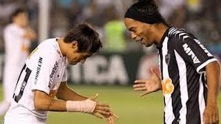 Neymar Vs Ronaldinho | Skills & Goals | HD 2015