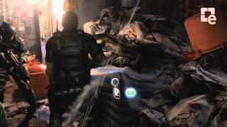 Resident Evil 6: Gameplay Chris