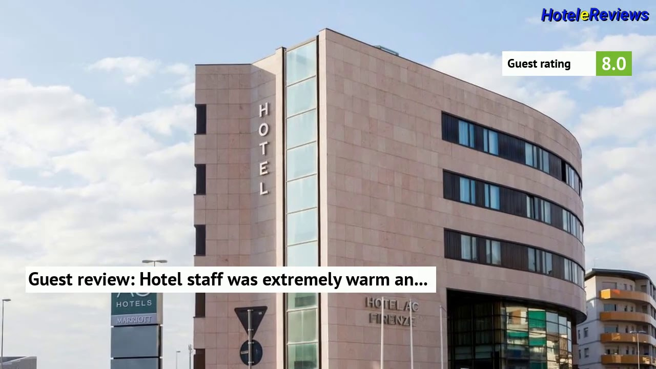 Ac Hotel Firenze A Marriott Lifestyle Hotel Hotel