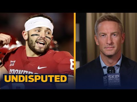Joel Klatt on Browns taking Baker Mayfield at No.1, Talks Sam Darnold heading to Jets | UNDISPUTED