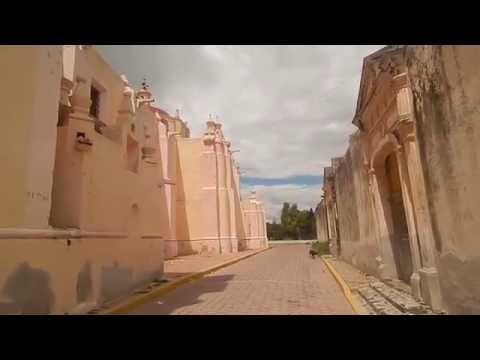 Viaje a Tepeyahualco de Hidalgo Puebla 2016