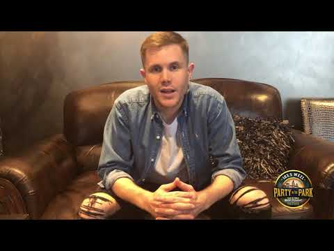Party In The Park - A Message from Trent Harmon